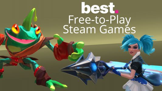 The best free-to-play Steam games 2020