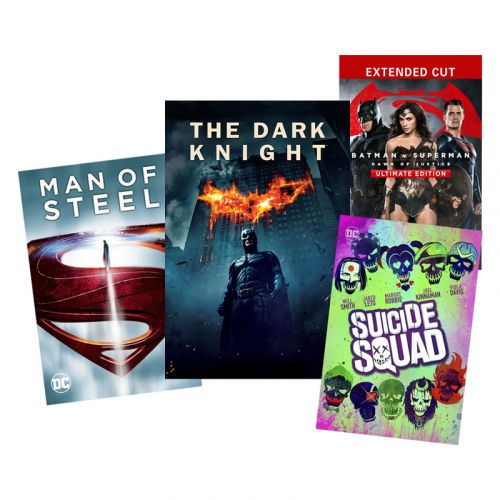 Own 'The Dark Knight' and other DC films in digital 4K UHD for $5 each