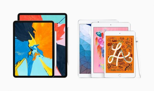 Apple's New 10.5-inch iPad Air, 7.9-inch iPad Mini Officially Announced