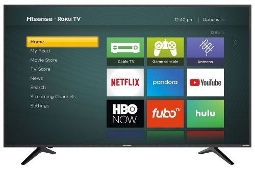 Hisense's New 4K Smart TVs Feature Roku OS, Prices Start From $298