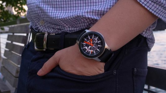 The LTE Samsung Galaxy Watch is getting an overdue One UI update