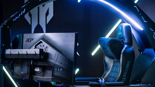 Acer's $20,000 Predator Thronos gaming chair is now available in Europe