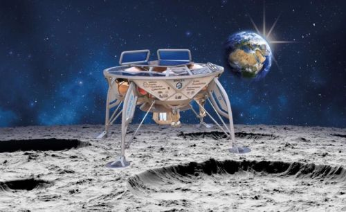 The first private mission to the Moon may launch Thursday night
