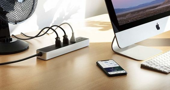 Eve's HomeKit-enabled Energy Strip is now available to order