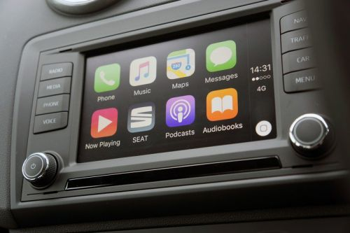 You can now listen to borrowed library audiobooks on CarPlay