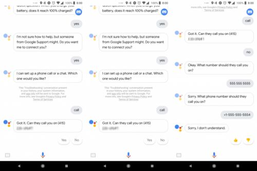 Google Assistant can help you troubleshoot problems on your Pixel 2