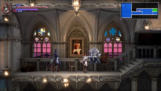 Hair Apparent Locations in Bloodstained: Ritual of the Night