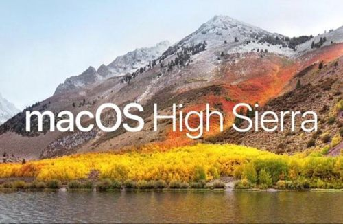 Apple's macOS High Sierra Is Coming To These Devices
