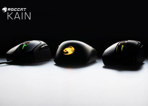 New Turtle Beach Roccat Kain gaming mouse introduced ahead of E3 2019