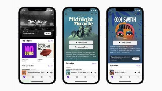 Apple Podcasts Subscriptions will officially launch on June 15
