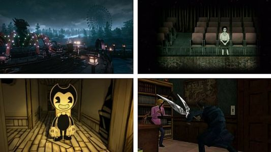 4 Scary Games to Play for Halloween that You May Have Overlooked