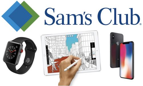 Sam's Club Launching Member Exclusive Event Tomorrow With Discounts on iPad Pro, Apple Watch Series 3, and More