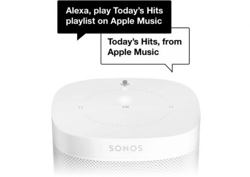 Alexa Support for Apple Music Expands to Sonos Speakers