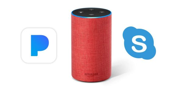 Amazon Echo smart speakers pick up Pandora Premium music streaming, Skype voice and video calling