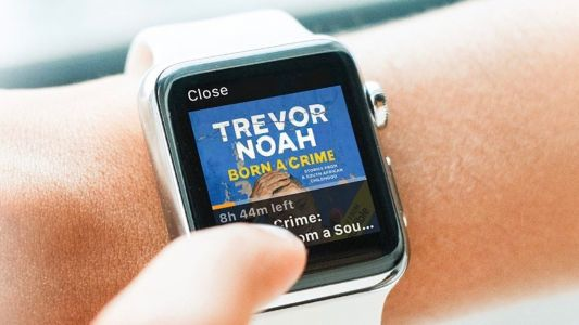 Audible updates iOS app with support for offline audiobook playback on Apple Watch