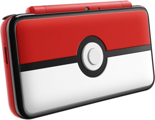 Nintendo's New 2DS XL now comes in a Poké Ball Edition