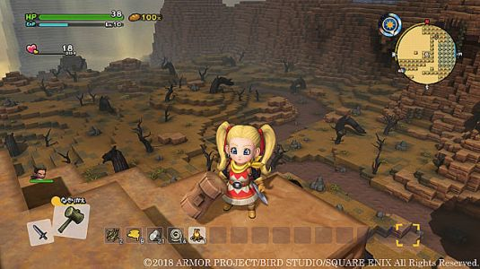 How to Get Rockbomb Shards in Dragon Quest Builders 2