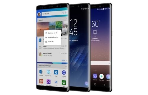 Microsoft Edition Samsung Galaxy Note 8 Launched