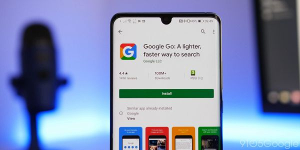 Google Go hands-on: Super cut-back 'browser'