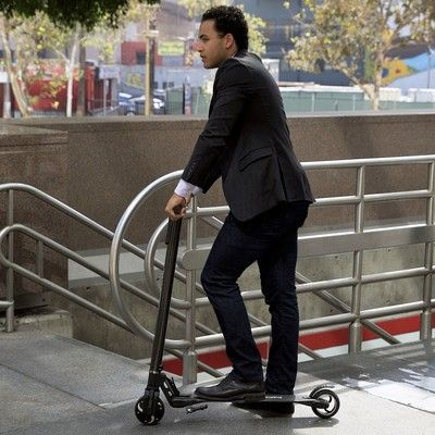 Ride in style with the $271 Swagtron Swagger 5 electric scooter