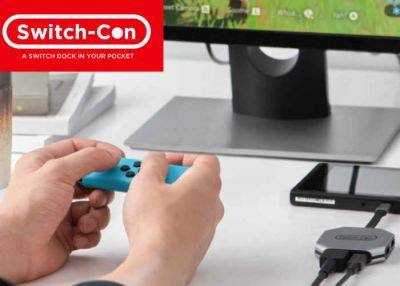 Nintendo Switch HDMI Hub Launches Via Kickstarter
