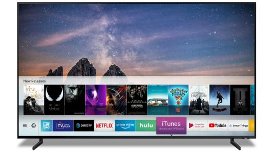 Apple is putting iTunes on Samsung TV - here's why!