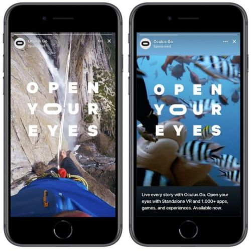 Facebook Stories Will Now Start Displaying Ads