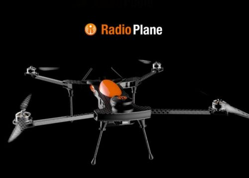 Radioplane Seeker Autonomous, Modular Drone Can Self Charge And More