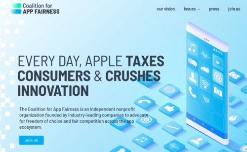 "Epic, Spotify, and others take on Apple with ""Coalition for App Fairness"""
