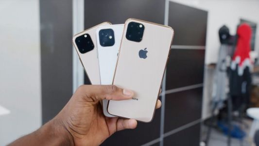 New video offers clearest look yet at all three iPhone 11 variants
