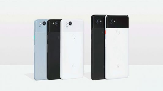 Google Pixel 2 colors: what shades can you buy?