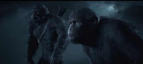 Planet of the Apes: Last Frontier - hands-on with a new kind of movie-like game