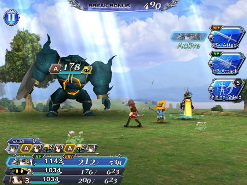 'Dissidia Final Fantasy OO' Review - The Gang's All Here