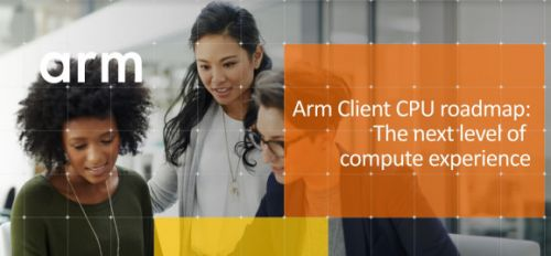 ARM promises 15% annual performance increases for laptop CPUs through 2020