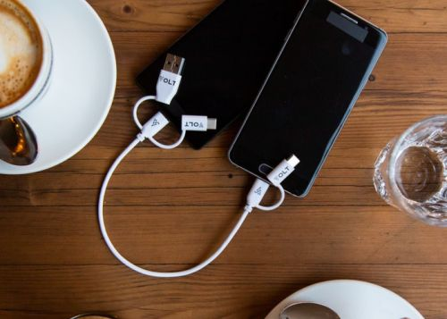 Useful battery share cable created by Volt Electronics