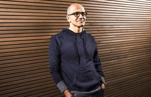 Liveblog: Satya Nadella lays out Microsoft's vision at Ignite