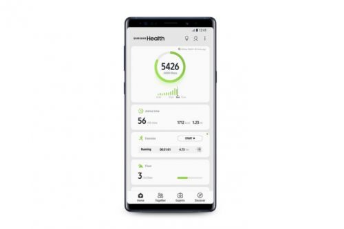 Samsung Health v6.0 Brings New Interface & Features