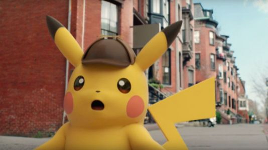 Two guys, a girl, and a Poképlace: Ryan Reynolds is Detective Pikachu