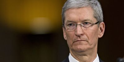 Tim Cook joins other tech leaders saying 'Let Them Serve' in response to President Trump