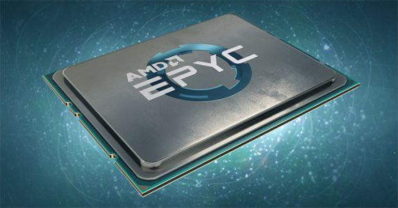AMD Launches High-Frequency EPYC 7371 Processor