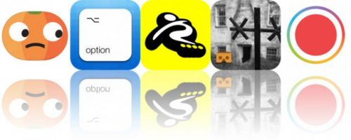 Today's Apps Gone Free: PumknMoji, Pro Keyboard, Roll in Line and More
