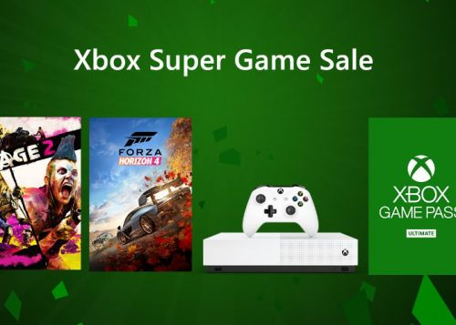 Xbox Super Game Sale ends July 29th