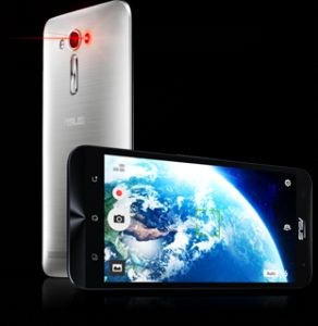 ASUS releases the unlocked and affordable ZenFone 2 Laser Android smartphone