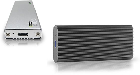 Mushkin at CES 2019: Carbon X100 & Carbon Z100 External SSDs at Up to 2.2 GB/s