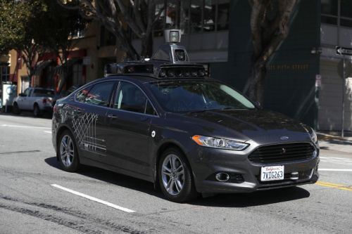 California now allows driverless cars without a human behind the wheel