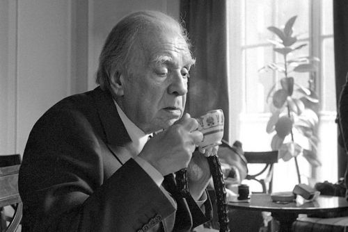 In Borges, Jewish Lessons for the Resistance