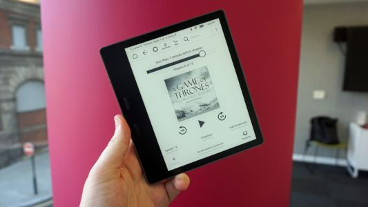 Amazon's new Kindle Oasis is all-metal and can play your audiobooks too
