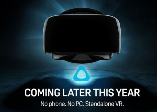 HTC Vive Focus Standalone Headset Patents Discovered Ahead Of Official Launch