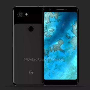 Google Pixel 3 Lite and Lite XL leak out entirely with dual-tone designs and thick bezels