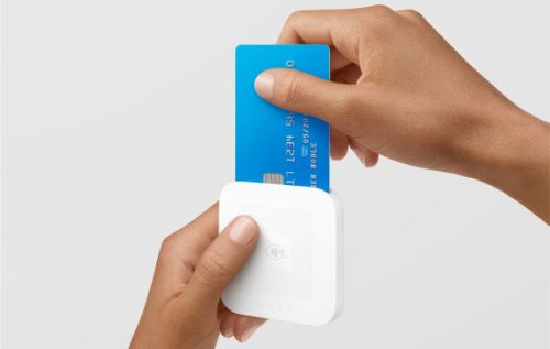 Square cuts chip card processing time by 44% to 2 seconds